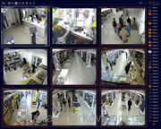 Видео-охранная сигнализация и Пожарная сигнализация