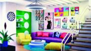 Как решиться на стиль китч для своего дома?