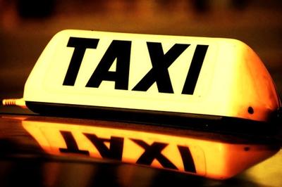 Такси по городу и за пределами города. - main